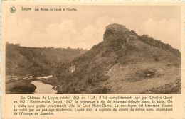 LOGNE RUINES ET L'OURTHE - Ferrieres
