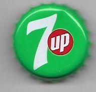 USA / CAPSULE EAU PETILLANTE SEVEN UP - Soda