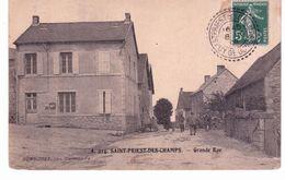 & Saint Priest Des Champs - Grande Rue - Otros
