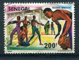 Sénégal 1980 - YT 529 (o) - Senegal (1960-...)
