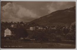 St. Legier Sur Vevey - Vue Generale - Phototypie - VD Vaud