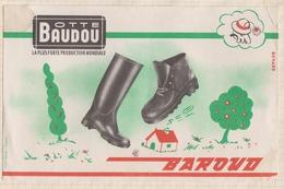 737  BUVARD BOTTE BAUDOU TACHE - Shoes