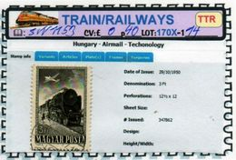 THEMATICS:TOPICS# HUNGARY#OLD TRAINS#STEAM LOCOMOTIVE#:SW1153 (TTR-170X) (14) - Trenes