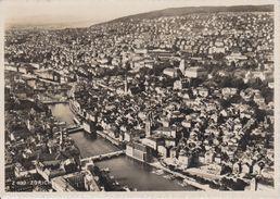 Zurigo - Veduta Aerea - ZH Zurich