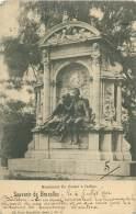 Souvenir De BRUXELLES - Monument De Coster à IXELLES - Ixelles - Elsene
