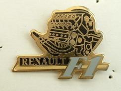 PIN´S MOTEUR RENAULT F1 - F1
