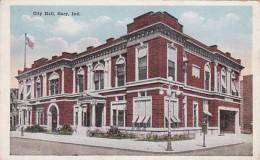 Indiana Gary City Hall 1919 - Gary