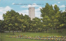 Indiana Gary Jefferson Park Water Tower - Gary