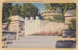 Ohio Cleveland Cultural Garden In Gordon Park - Cleveland