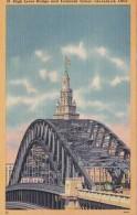 Ohio Cleveland High Level Bridge And Terminal Tower - Cleveland