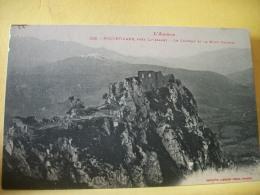 B10 3410 - 09 ROQUEFIXADE, PRES LAVELANET - LE CHATEAU ET LE MONT FOURCAT - Francia