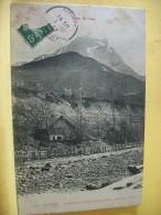 B10 3472 - 05 SAVINES - LES BORDS DE LA DURANCE ET LE GRAND MORGON 2326 M - 1907 - Otros Municipios