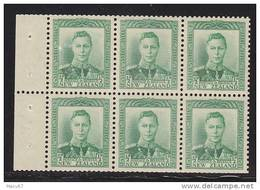 New Zealand 226X6  Booklet ??  ** - Unused Stamps