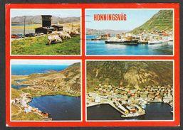 Norway - Post Card - Honningsvag - Used - Sonstige