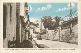 """CPA FRANCE 30 """"Beaucaire, Rue Danton"""". - Beaucaire"""