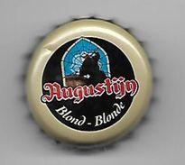 BELGIQUE / CAPSULE BIERE AUGUSTIJN - Bière