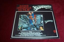 EXTRAIT DE LA BO  SUPERMAN  THE MOVIE - Soundtracks, Film Music