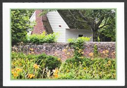 United States - Thank You Card - Colonial Williamsburg - Used - Other