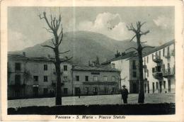 PAESANA -S.MARIA -PIAZZA STATUTO,CAFFE,PERSONNAGE  REF 53182 - Altre Città