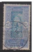 DAHOMEY           N°     50    ( 8 )       OBLITERE         ( O 1124 ) - Dahomey (1899-1944)