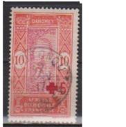 DAHOMEY           N°   60   ( 6 )             OBLITERE         ( O 1143 ) - Dahomey (1899-1944)