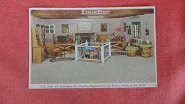 Bordens Family Of Fine Foods  Elsie Elmer  & Beauregard >ref 2651 - Werbepostkarten