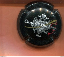 PA  : Champagne CANARD DUCHENE N° 56 NOIR GRAND SABRE - Canard Duchêne
