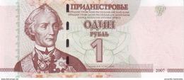 TRANSNISTRIA 1 RUBLE 2007 P-42 UNC [ PMR209a ] - Moldavie
