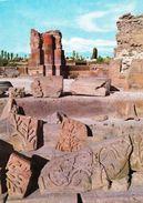 Armenia - Echmiadzin Region - Ruins Of Zvartnots Temple - Printed 1976 / Stationery - Armenia
