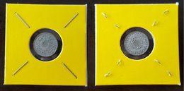 Thailand Coin 1942 1 Satang Kranok Y57 - Tin - Thailand