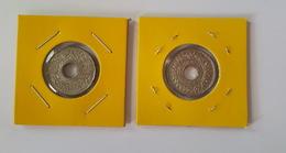 Thailand Coin 1945 20 Satang Kranok Y63- Tin - Thailand