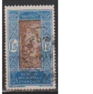 DAHOMEY           N°   94  ( 1 )           OBLITERE         ( O 1191 ) - Usati