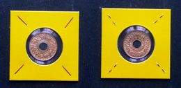 Thailand Coin 1941 1 Satang Kranok Y54 - Copper - Thailand