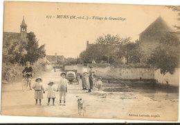 49  - MURS -  Village De Grandclaye   28 - Frankreich