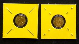Thailand Coin 1950 5 Satang Y72a - Bronze UNC - Thaïlande