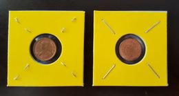 Thailand Coin 1957 5 Satang Y78 - Copper UNC - Thailand
