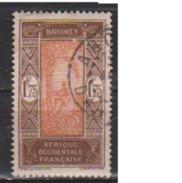 DAHOMEY           N°   96     ( 7 )      OBLITERE         ( O 1205 ) - Usati