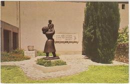Ein Gev - 'Mother And Child', Monument By Hanna Orlov  - (Israel) - Israël