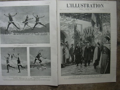 L'ILLUSTRATION 4427 MAROC/ SOUS MARIN/ DJIBOUTI/ EGYPTE/ SAINT SIMEON/ LOIE FULLER 7 JANVIER 1928 - L'Illustration