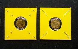 Thailand Coin 1957 5 Satang Y78a - Bronze UNC - Thailand