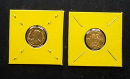 Thailand Coin 1957 10 Satang Y79a - Bronze UNC - Thailand
