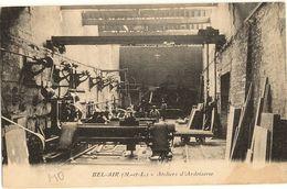 49  -  Bel-Air-de-Combrée -  Ateliers D'Ardoiserie 35 - Other Municipalities