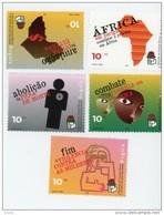 Angola 2002-International Socialisme-YT 1523/7+B101***mnh - Angola