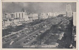 Amérique Du Sud,America,Republica ARGENTINA,ARGENTINIEN,BUE NOS AYRES,BUENOS AIRES,colonie Espagnol,1959,PARKING - Argentine