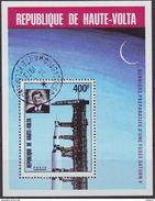 HAUTE-VOLTA - BL 5 L, 6, 7, 9 (o) + 18 ** - Cote 14,70 Euro (K 61) - Haute-Volta (1958-1984)