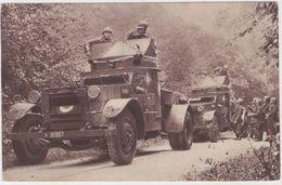 CPA:  Autos Mitrailleuses De Cavaleris.  (D 1065) - Material