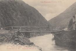 CPA - El Puente De Rey - Valle De Aran - Espagne