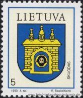 Litauen 1993, Mi. 526-28 ** - Lithuania