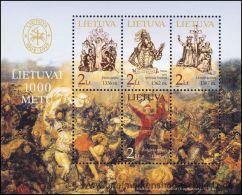 Litauen 2004, Mi. Bl. 30 ** - Lithuania