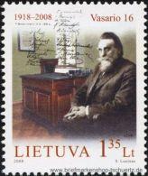 Litauen 2008, Mi. 963 ** - Lituanie